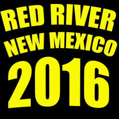 RED RIVER NEW MEXICO 2016