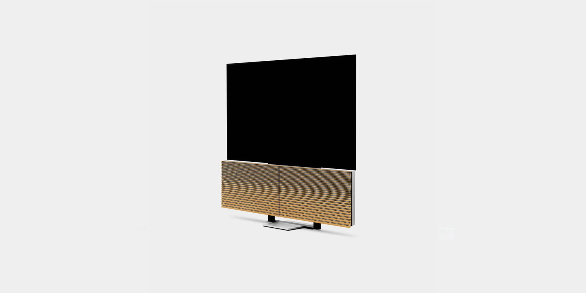 BeoVision harmony is a luxury oled TV for home cinema use
