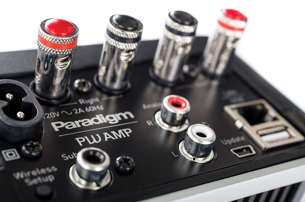 Paradigm PW Amp 200 Watts per Channel with DTS Play-Fi and Hi-Res Multiroom Audio
