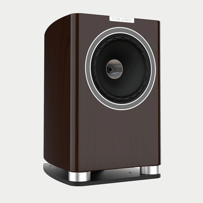 Fyne Audio F700 is a beautiful speaker made from oak that makes your music sound better.