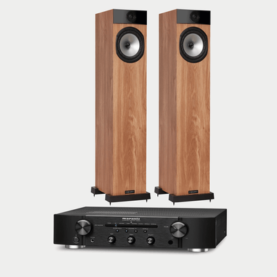 Marantz PM6007 and Fyne Audio F302 Speakers
