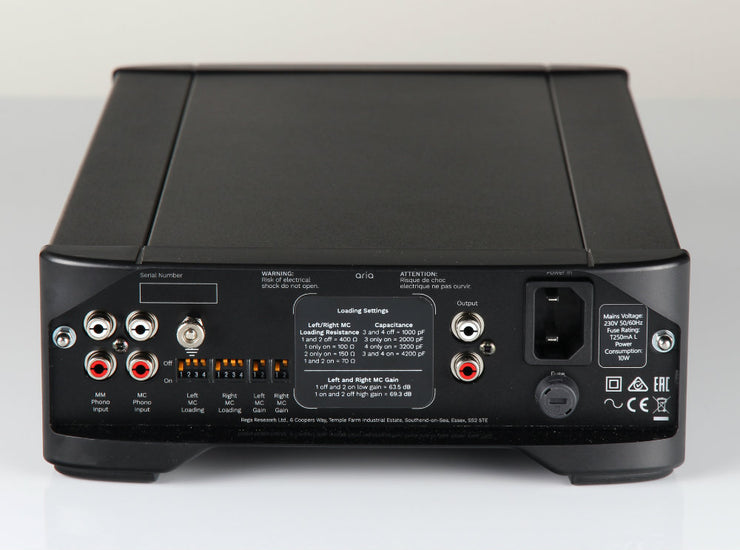 Rega Aria 2 Phono Pre-amplifier EX-DEMO