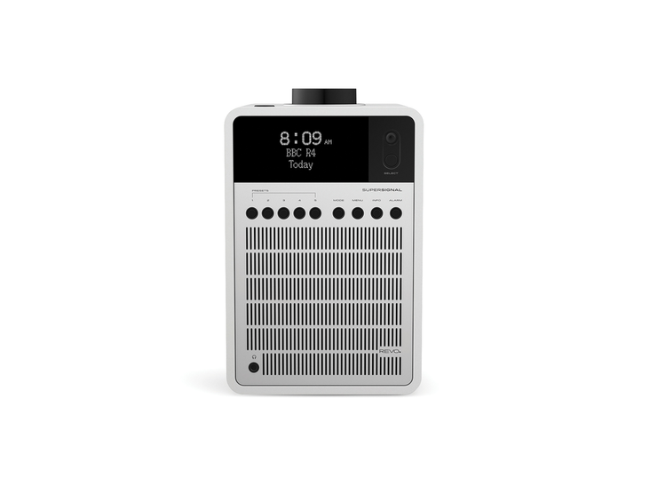 Revo Supersignal Compact DAB Radio/Bluetooth Speaker - EX-DEMO (Excellent Condition)