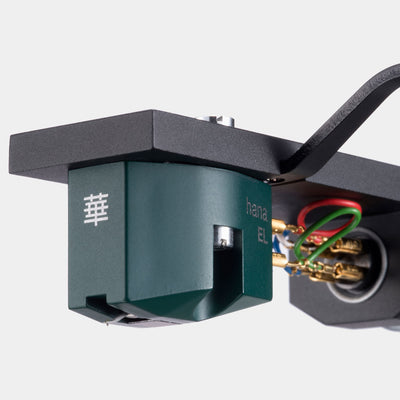 The Hana EL Low output moving coil cartridge
