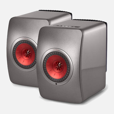 KEF LS50 Wireless Active Speakers