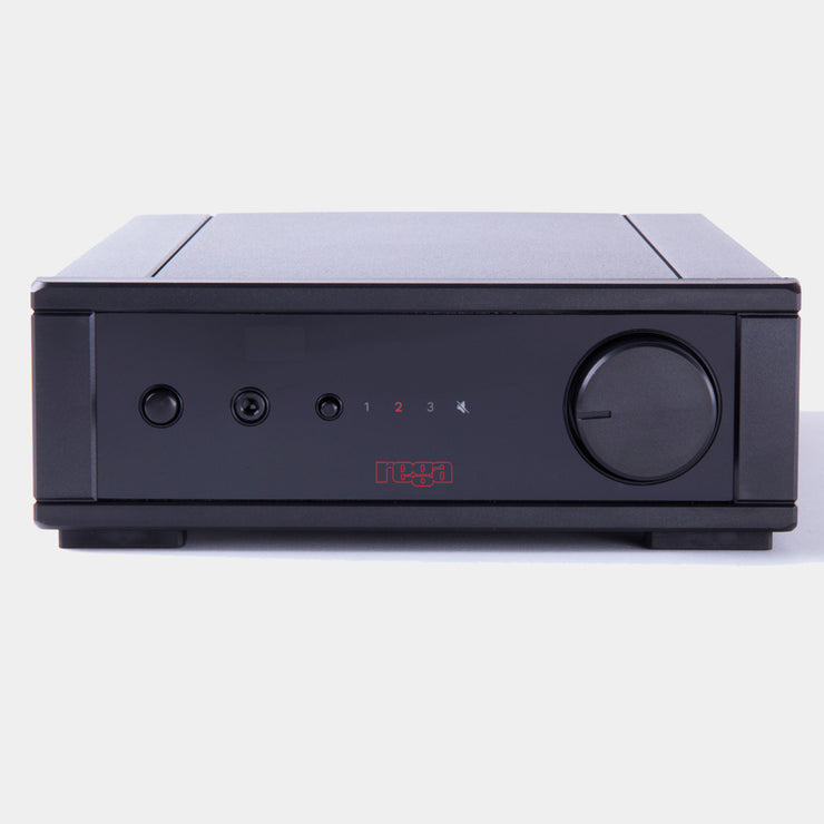 The new Rega io amplifier for home AV systems