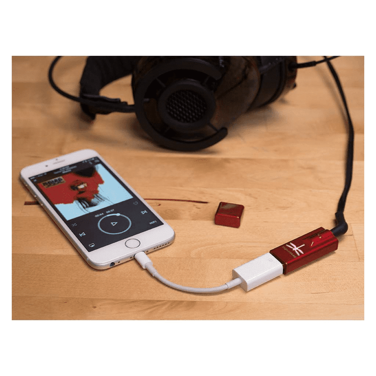 Audioquest Dragonfly Red USB Headphone Amplifier