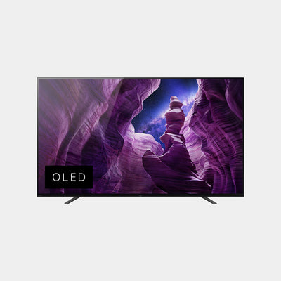 "Sony 65"" A8 4K OLED Smart TV"