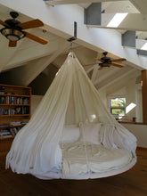 Load image into Gallery viewer, Mosquito Net Bower / Canopy, indoor, decorative cotton