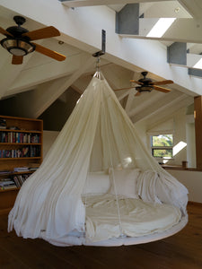 Mosquito Net Bower / Canopy, indoor, decorative cotton