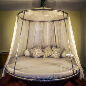 Halo Floating Bed, Ultimate Luxury Package