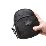Cookies 1680 V2 Quilted Black Mini Smell Proof Pack