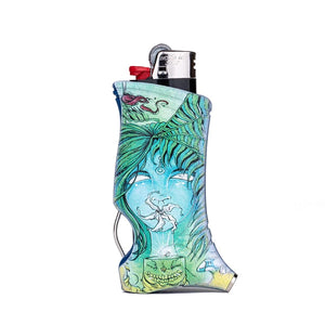 Toker Poker Lighter Accessory - Alice & Wonderland Collection