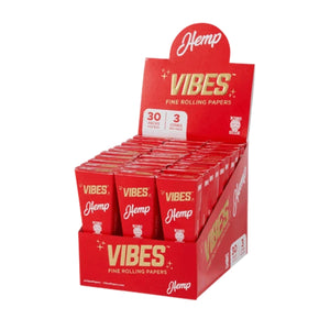 Vibes Cones King Size Box - Hemp