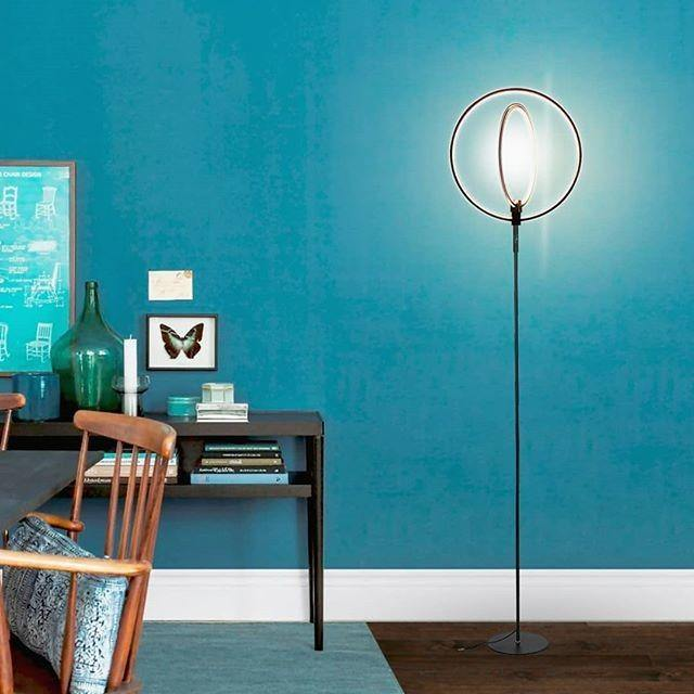 Eclipse Floor Lamp - It's Okay To Be Weird