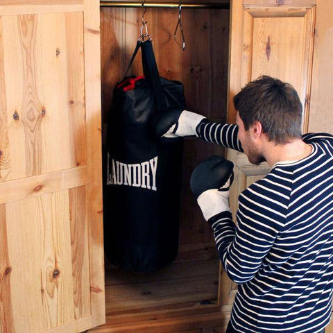 Punching Bag & Hamper