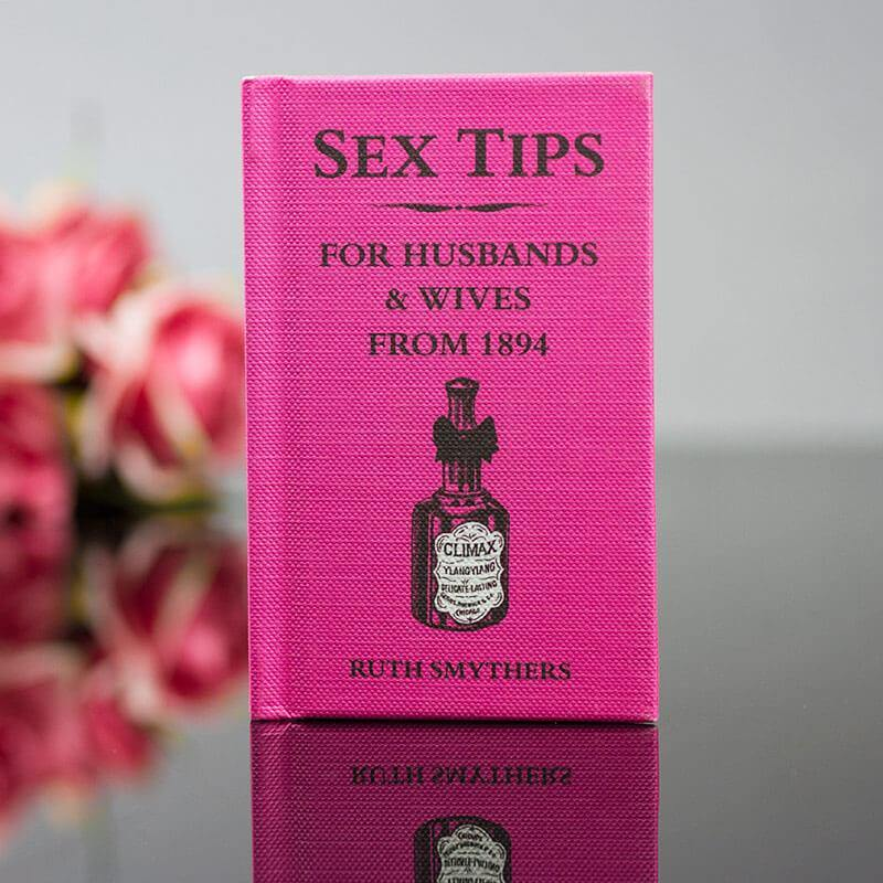Sex Tips For Husbands And Wives From 1894 - It's Okay To Be Weird