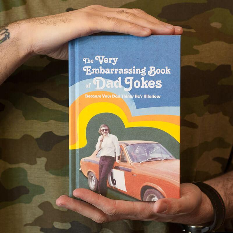 The Very Embarrassing Book Of Dad Jokes - It's Okay To Be Weird