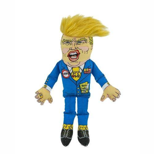 Donald Trump Pet Toy - It's Okay To Be Weird