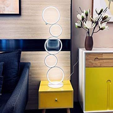 Circles Floor Lamp - It's Okay To Be Weird