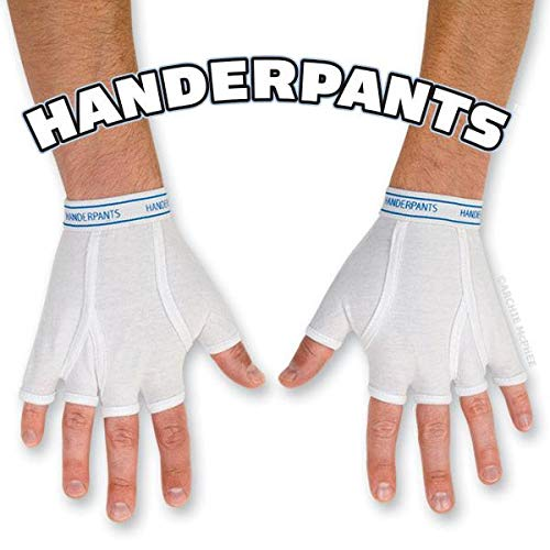 Underpants for Your Hands - It's Okay To Be Weird