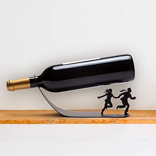 Wine For Your Life Wine Bottle Holder - It's Okay To Be Weird