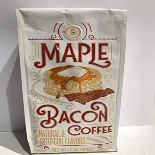 Maple Bacon Coffee - It's Okay To Be Weird