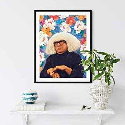 Ongo Gablogian Poster - It's Okay To Be Weird
