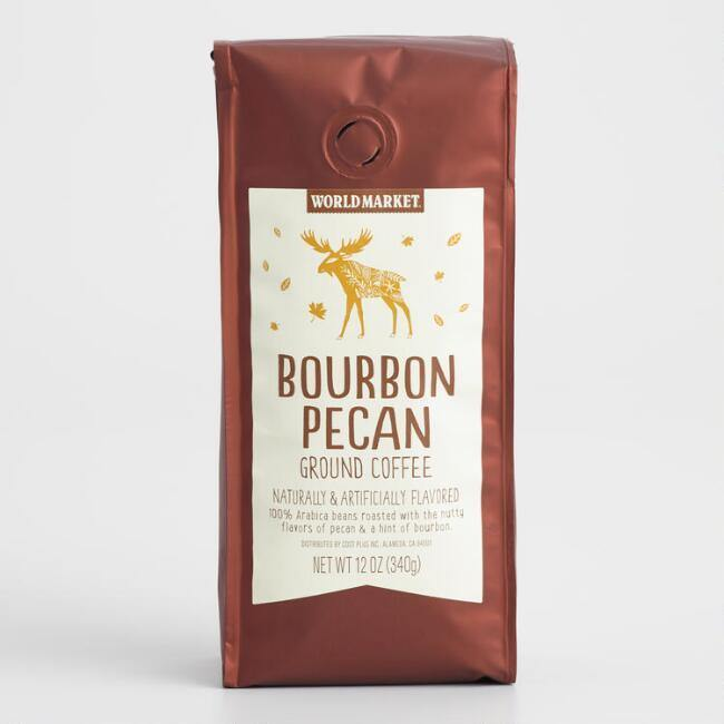 Limited Edition Bourbon Pecan Coffee - It's Okay To Be Weird