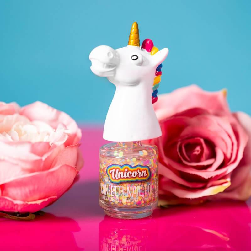 Unicorn Nail Polish - It's Okay To Be Weird