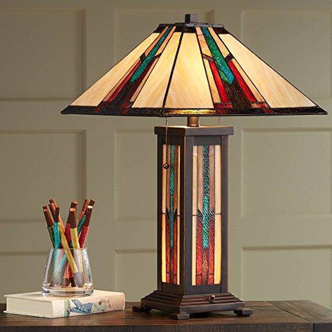 Mission Table Lamp