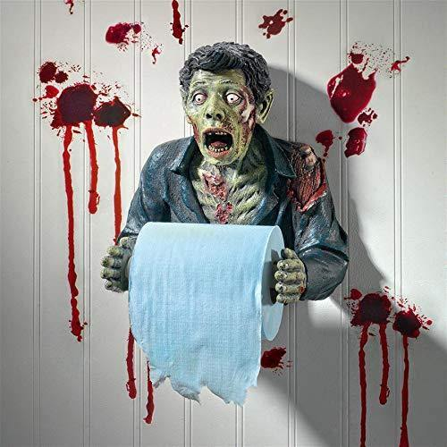Zombie Toilet Paper Holder - It's Okay To Be Weird