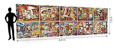 Giant 40,320 Piece Jigsaw Puzzle