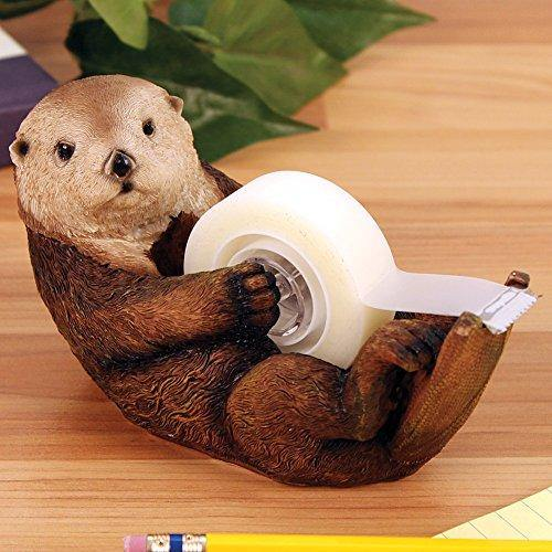 Otto The Otter Tape Dispenser - It's Okay To Be Weird