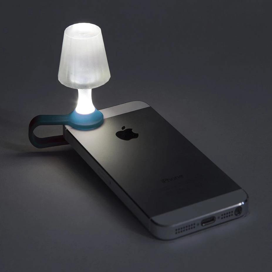 Mobile Phone Night Light - It's Okay To Be Weird