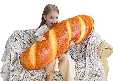 Bread Shaped Pillow