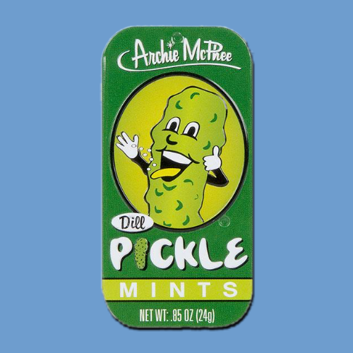 Pickle Mints - It's Okay To Be Weird