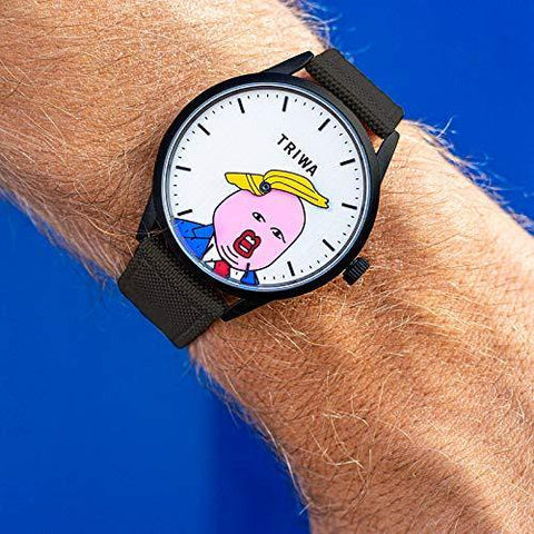 Comb Over Donald Trump Wrist Watch