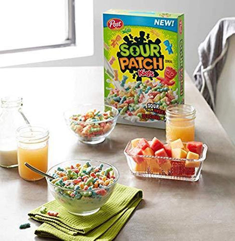 Sour Patch Kids Breakfast Cereal
