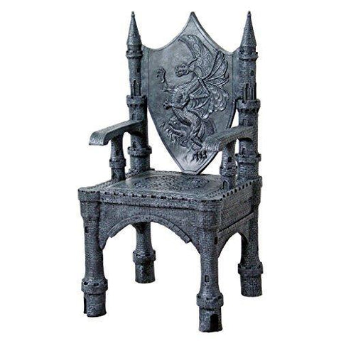 Castle Throne Chair