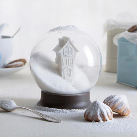 Sugar Bowl Snow Globe