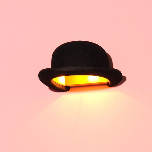 Jeeves Wall Lamp - It's Okay To Be Weird