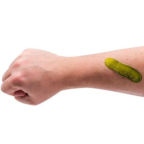Pickle Bandages - It's Okay To Be Weird