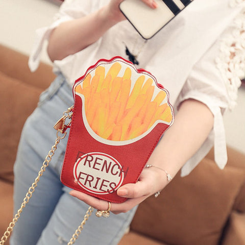 French Fries Shoulder Bar