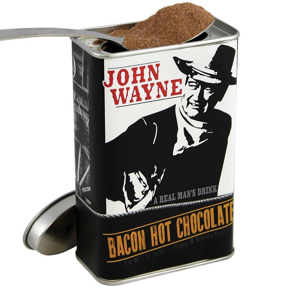 John Wayne Bacon Hot Chocolate - It's Okay To Be Weird