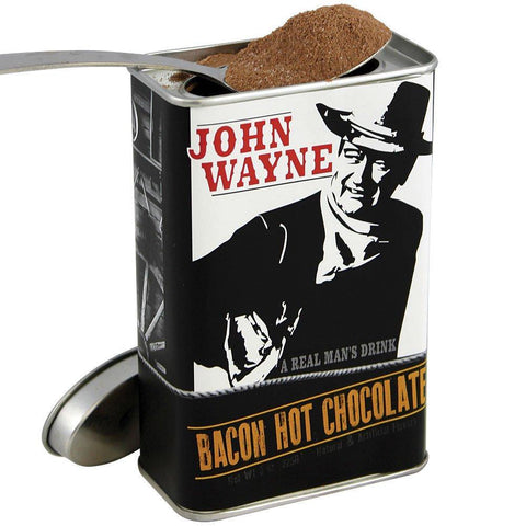 John Wayne Bacon Hot Chocolate