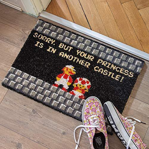 Your Princess Is In Another Castle Doormat