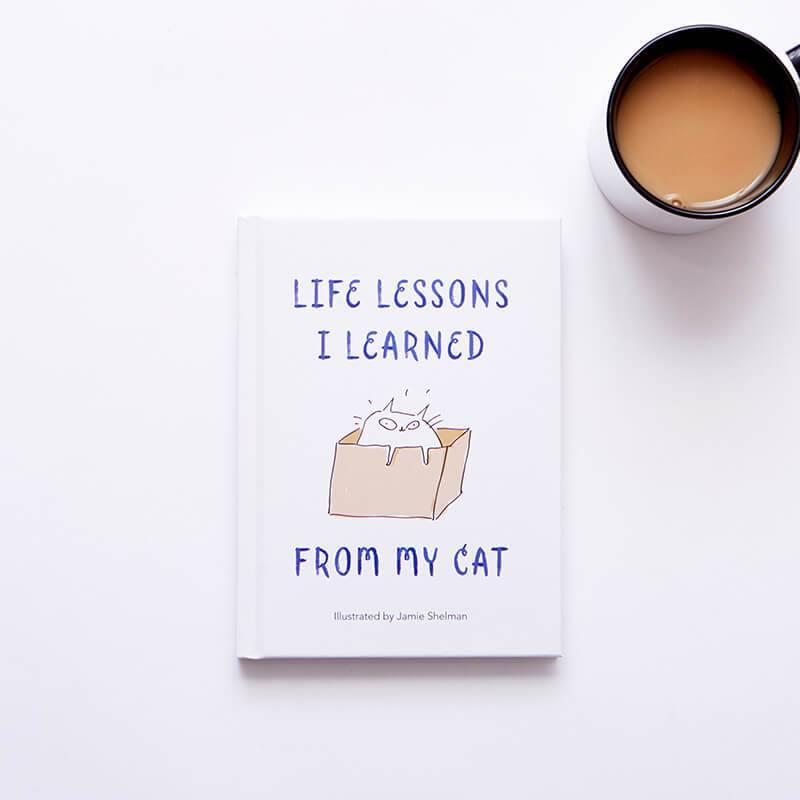 Life Lessons I Learned From My Cat - It's Okay To Be Weird