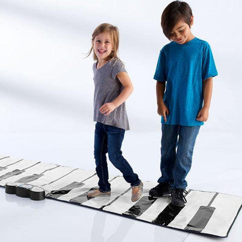 Giant Piano Mat - It's Okay To Be Weird