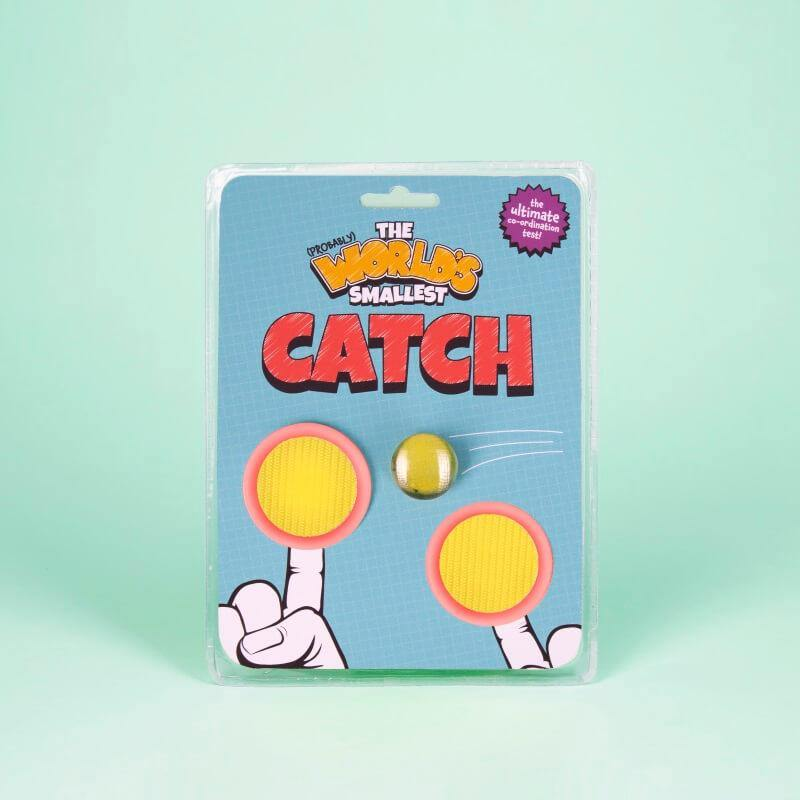 World's Smallest Game Of Catch - It's Okay To Be Weird